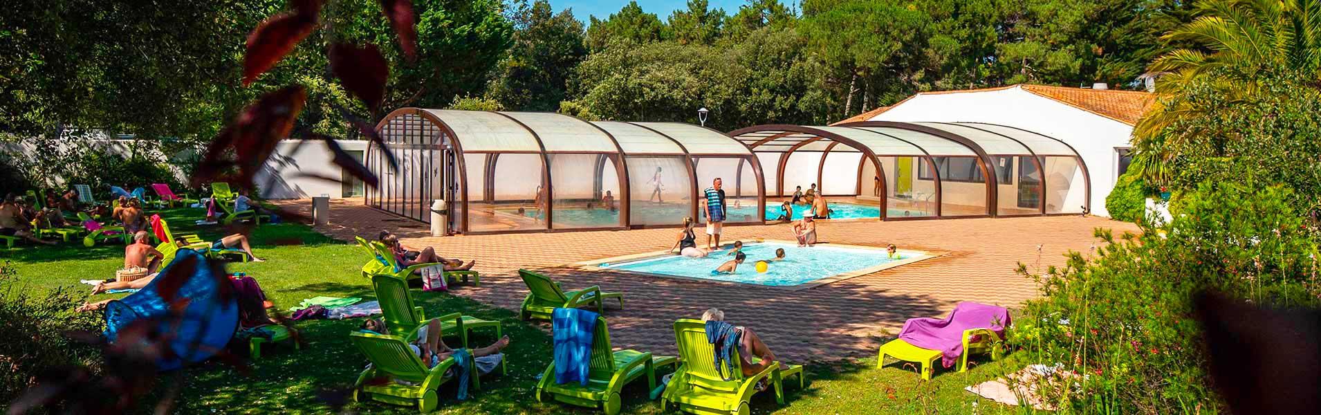 La Grainetière Ile De Ré Avis campsite ile blanche 4 stars | mobile home ile de ré holiday