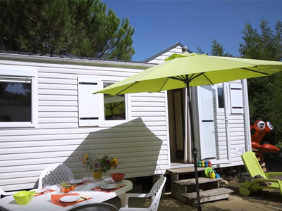 mobil-home ile de re